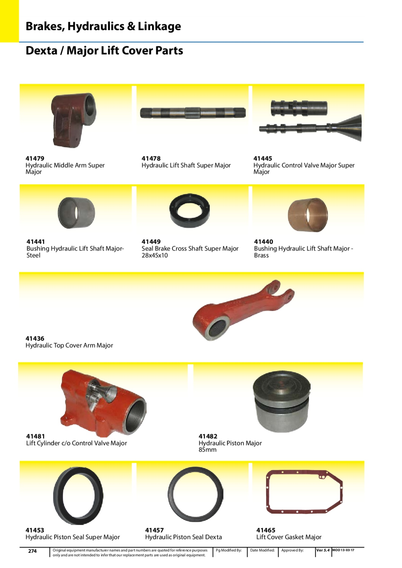 Hydraulic Lift Control : Hydraulic lift shaft super major quality tractor parts