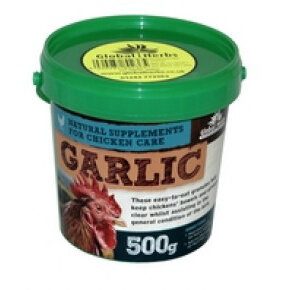 Global Herbs Garlic Granules 40/20 500g