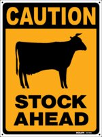 CAUTION Stock Ahead