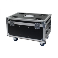 Equinox Quad Spark Stream Flight Case