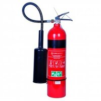 CO2 Fire Extinguisher +Wall Bracket 5kg