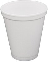 Foam Cups 8oz/220ml Ctn 1000