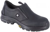 Grisport Pronto Composite Midsole And Toe Slip On Safety Shoe Black