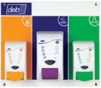 Deb Skin Protection Board 3 Step - Protect, Cleanse Heavy & Restore