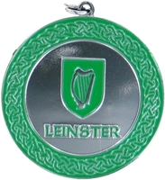 50mm Leinster Medallion (Silver)