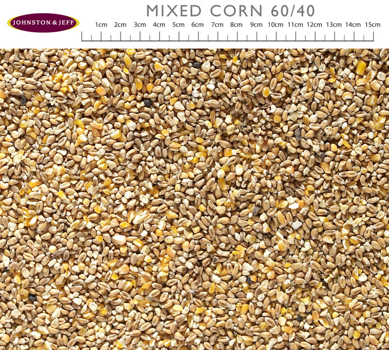 Johnston & Jeff Mixed Poultry Corn 20kg
