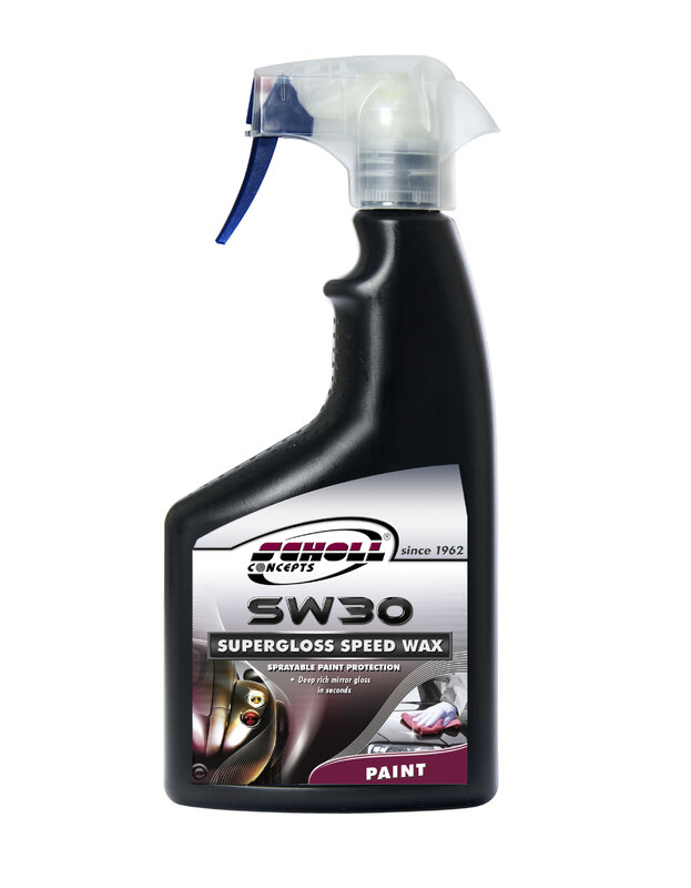 SW30 Supergloss Speedwax 500ml