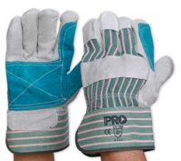 Handyman Heavy Duty Double Palm Glove