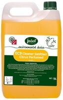 EC9 Cleaner Sanitiser Citrus Perfumed 5L