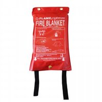 Fire Blanket 1.2m x 1.8m White