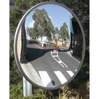 Acrylic Heavy Duty Mirror With Wall Bracket 300mm