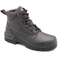 John Bull Himalaya 2.0 Lace Up Safety Boot With Scuff Cap Claret