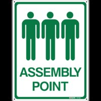 ASSEMBLY POINT-3 PERSON