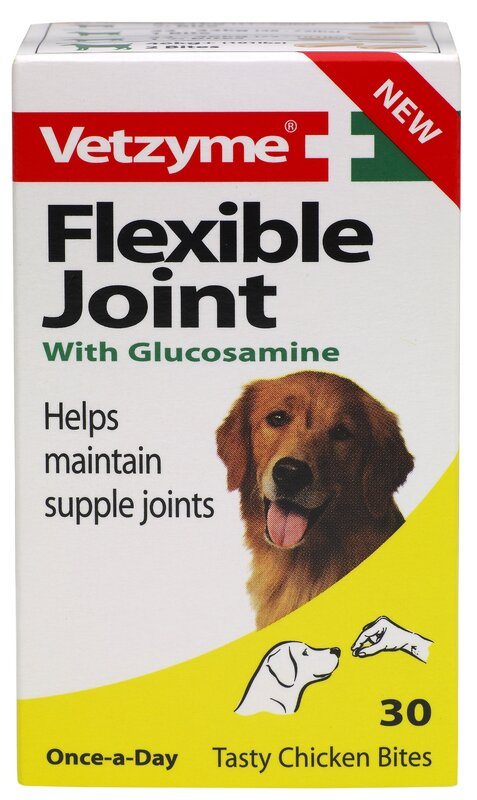 Vetzyme Flexible Joint Tablets x 6