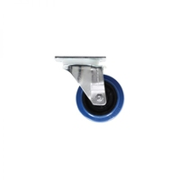 Penn Elcom 100mm Swivel Castor (W0990-V6)