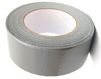 Cloth Tape Silver 48mm x 30m